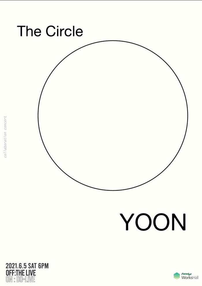 [OFF:THE LIVE] YOON 앨범 발매 쇼케이스 'The Circle '